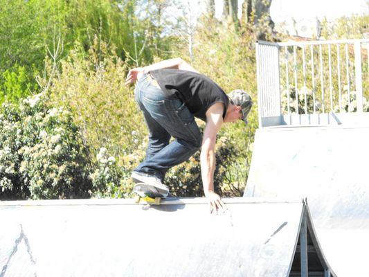 Skate - Jordan