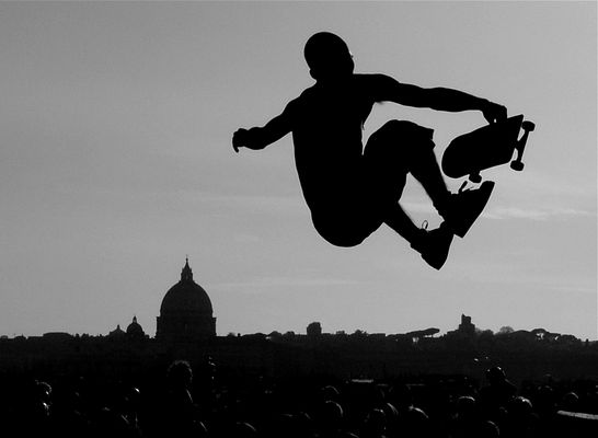Skate Rome!