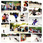 Skateboard Wettbewerb