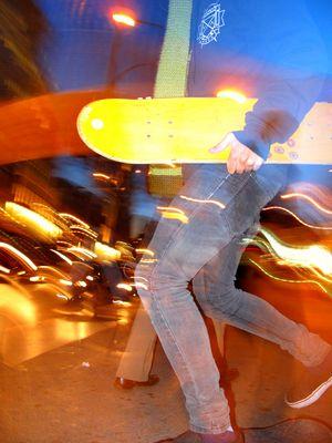 Skatebording Is Not A Crime