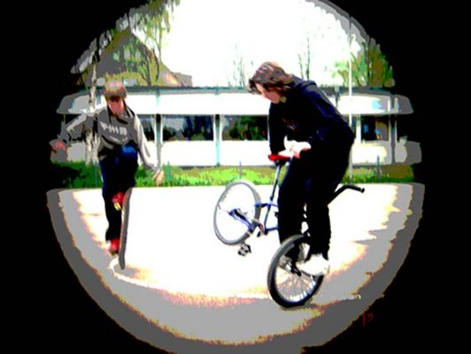 Skaten 'n' BMXen 2 be continued...