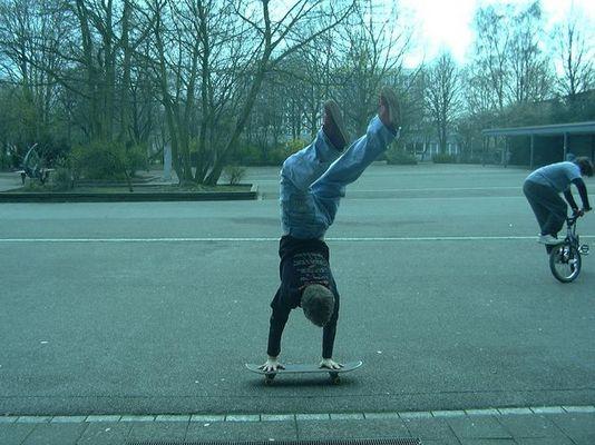 Skaten 'n' BMXen
