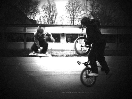 Skaten 'n' BMXen Reloaded
