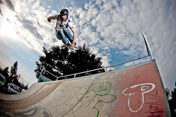 Skatepark Mulhouse