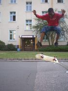 Skater Heelflip