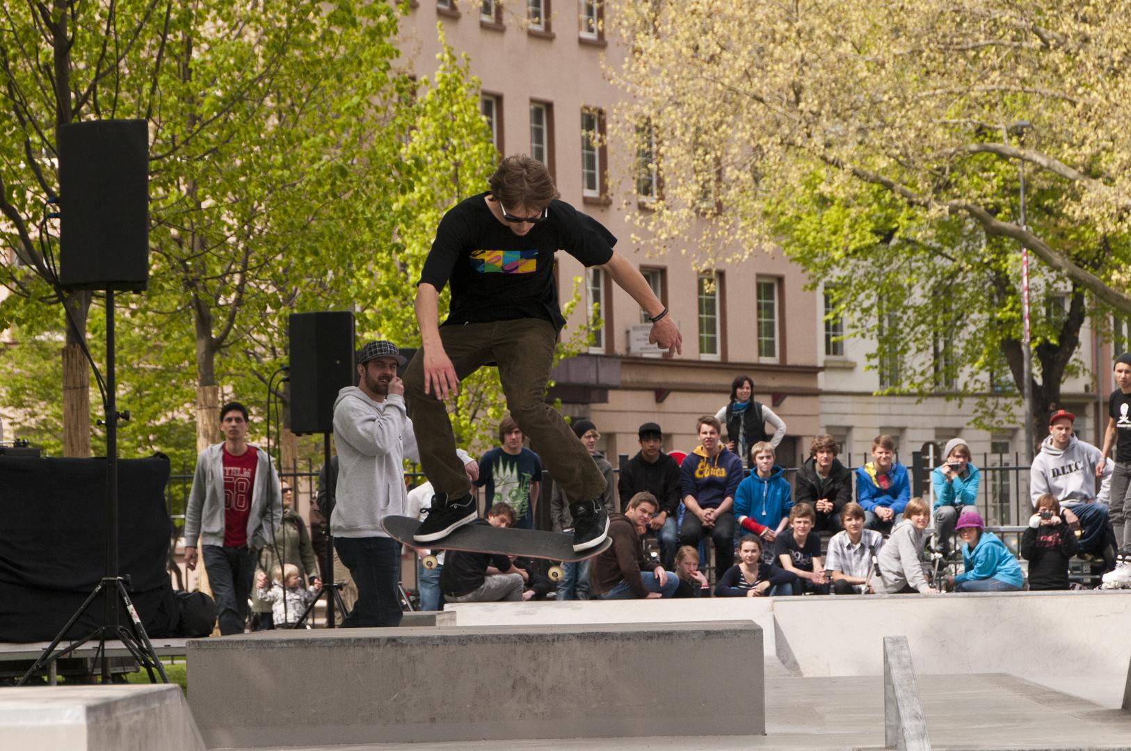 Skater Plaza