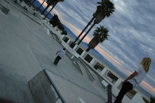 Skatesession
