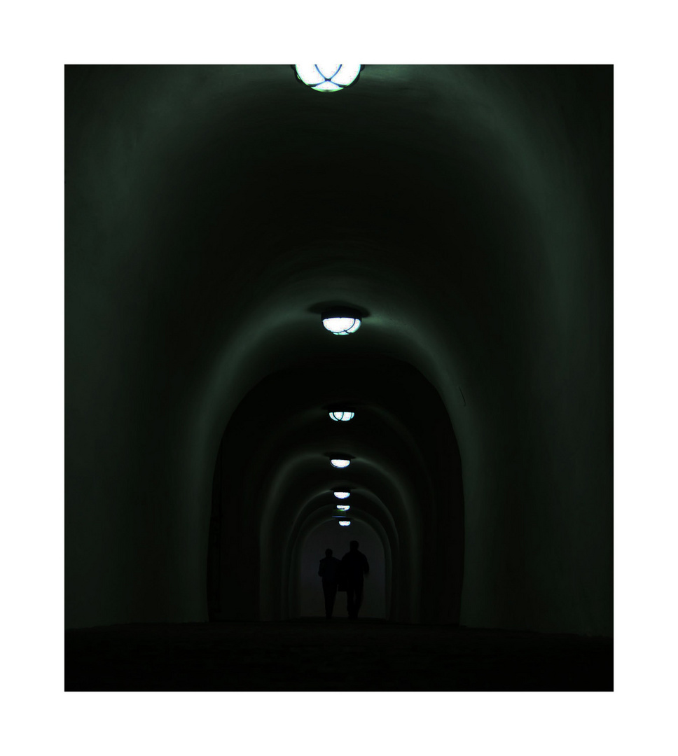 """Skelett""tunnel"