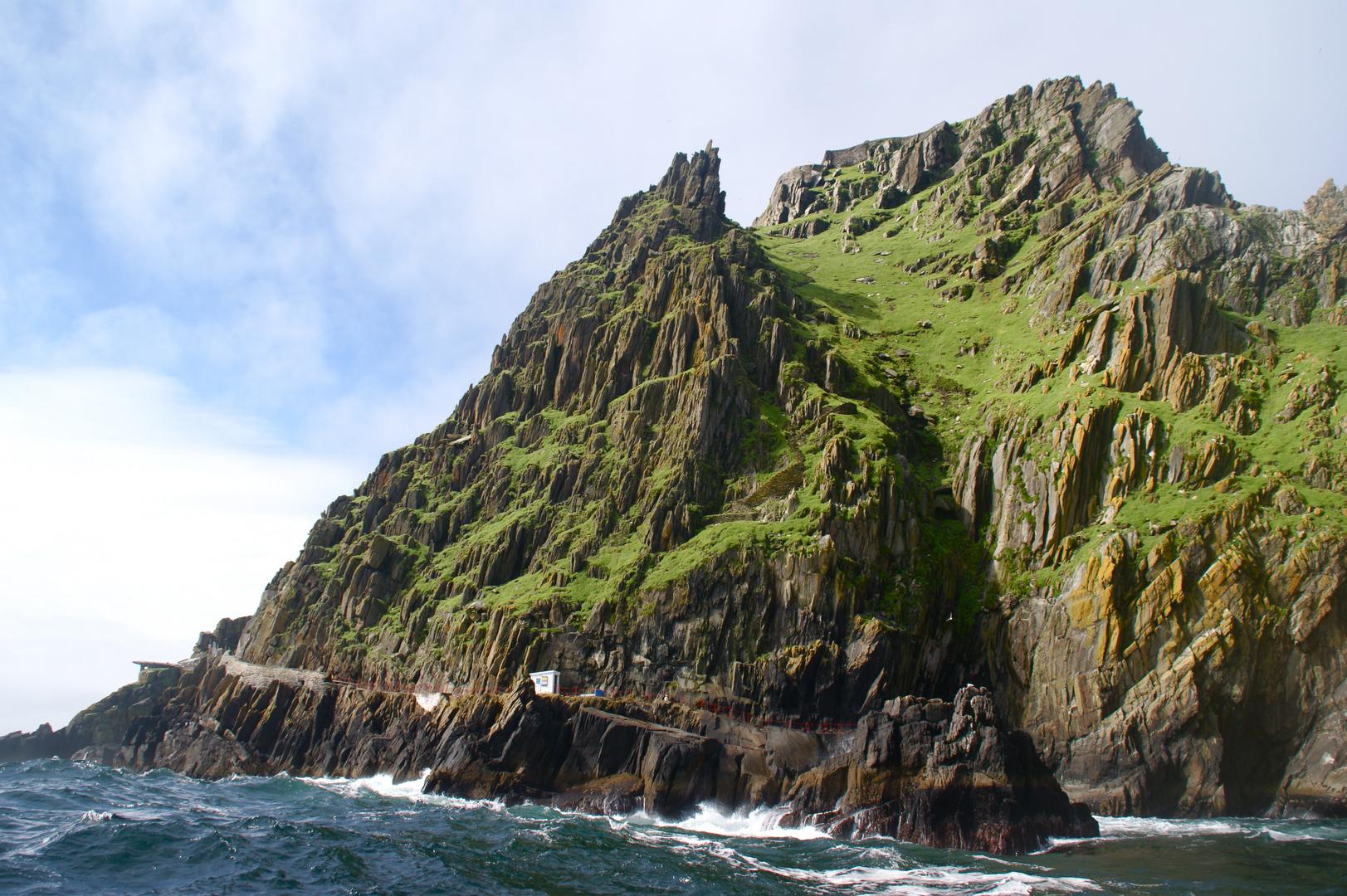 Skellig Rock Ireland