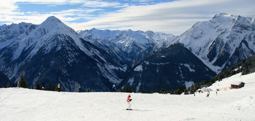 Ski foan