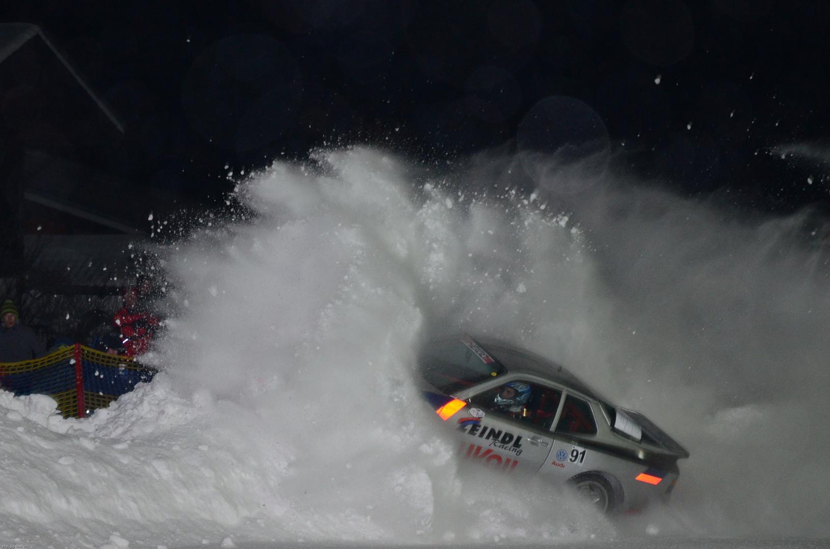 Ski-Jöring