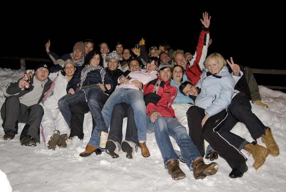Ski- und Snowboardausflug Zillertal Dez. 2007 ++was für ein Spaß++