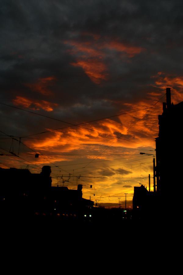 Skies Over Dresden
