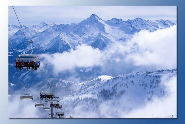 Skifahren in Mayrhofen - Zillertal