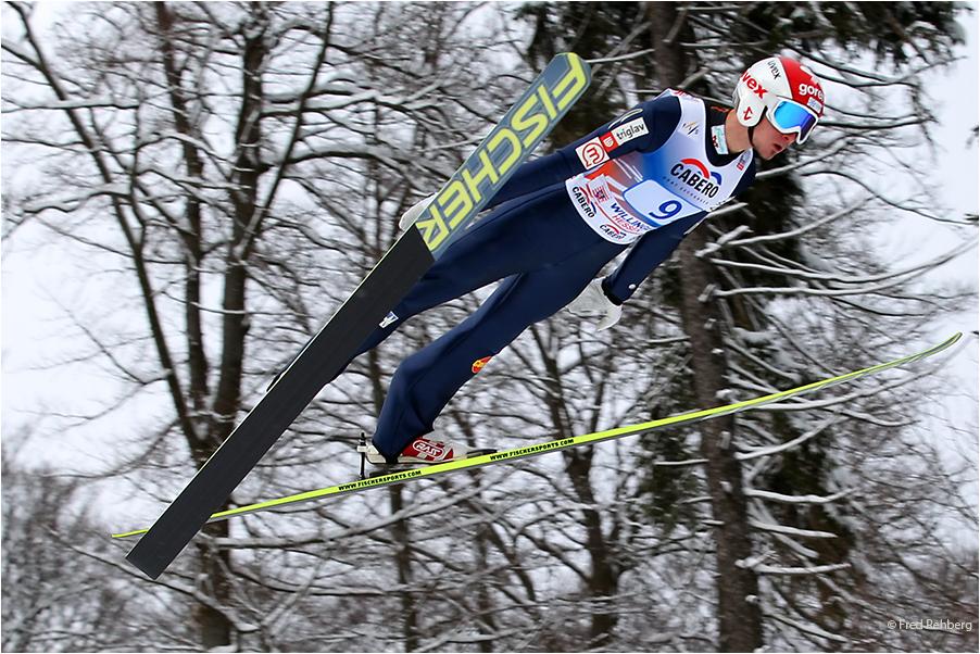 Skiflug-Weltmeister Robert Kranjec
