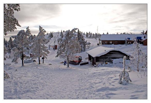 Skigebiet Hovfjället