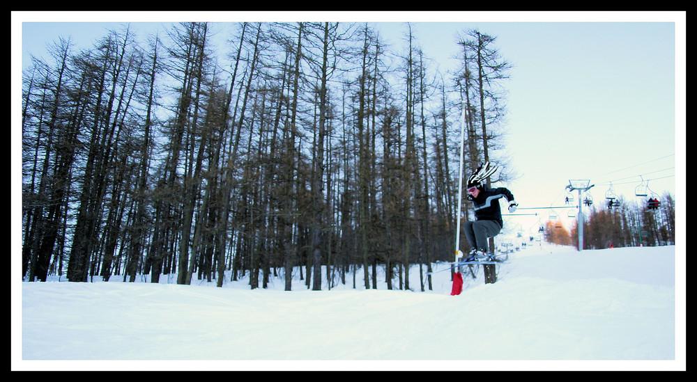 Skiii!