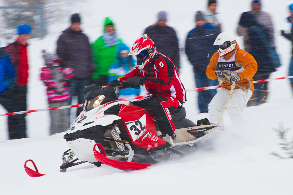*** Skijöring ***