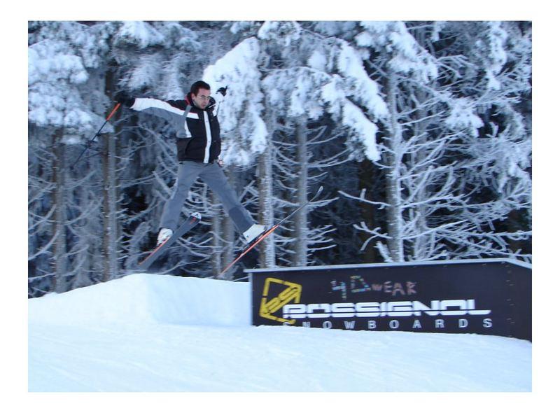 Skijump :-)
