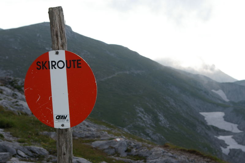 Skiroute