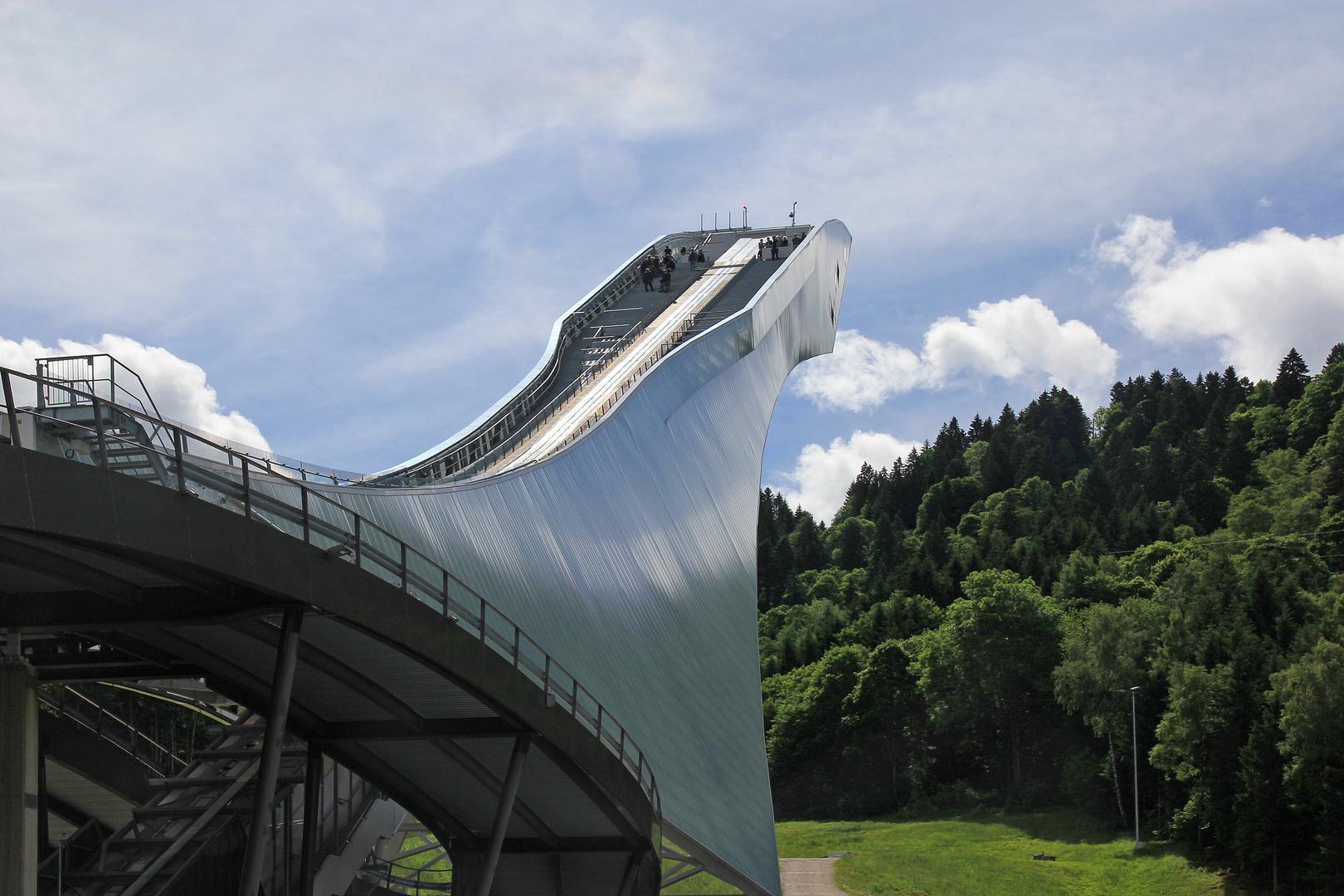 Skischanze-Garmisch