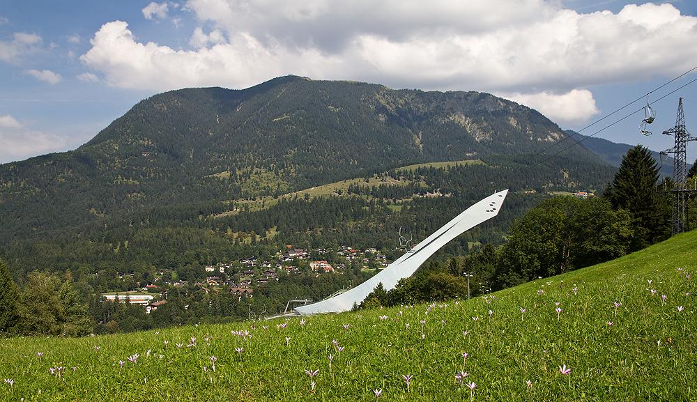 Skischanze-Garmisch Partenkirchen