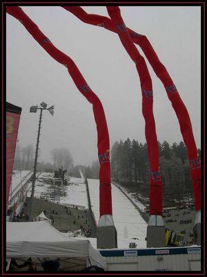 Skischanze in Willingen