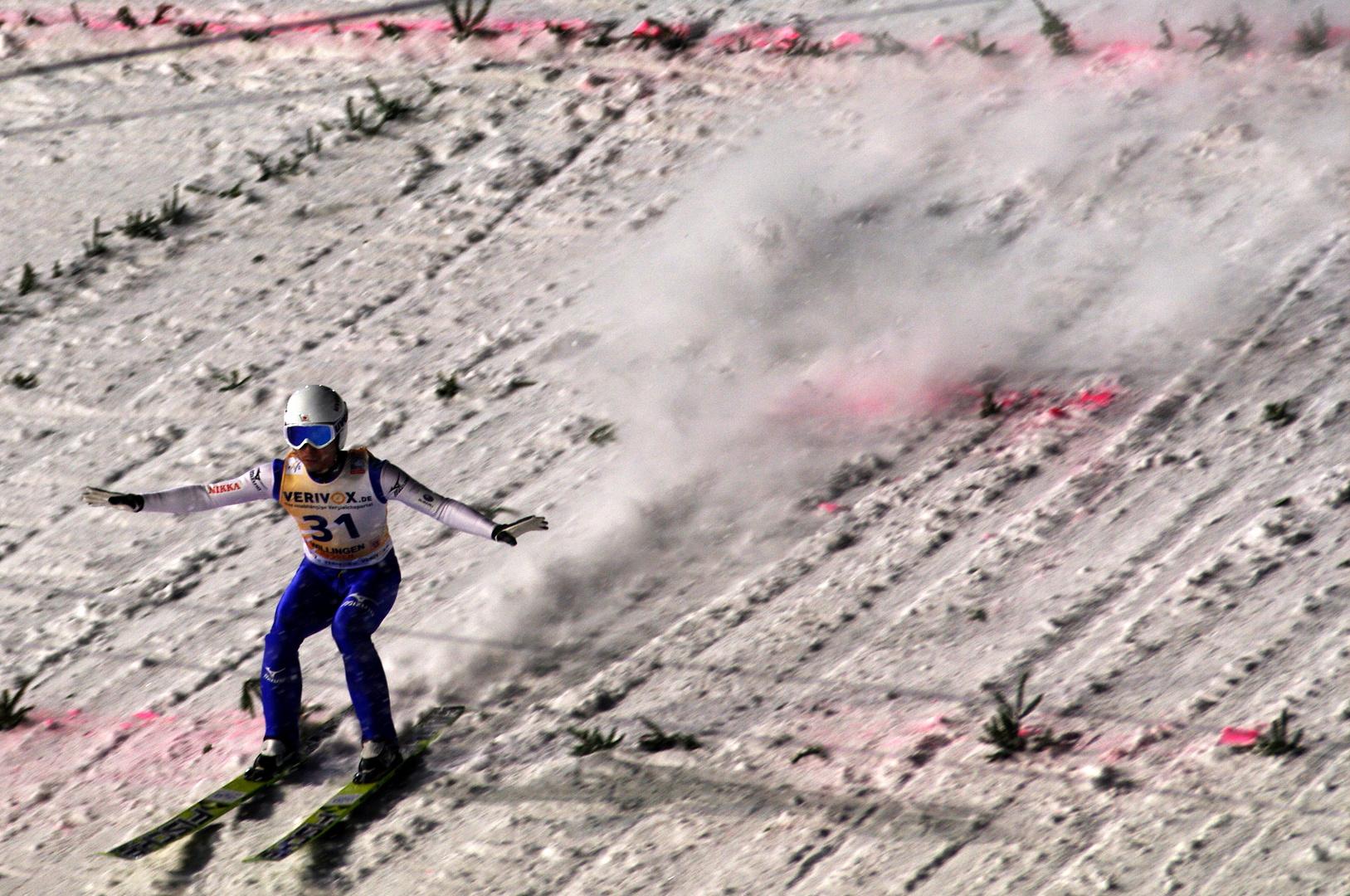 Skispringen: Daiki Ito