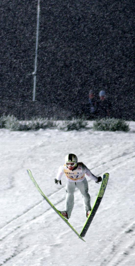 Skispringen: Sebastian Colloredo (ITA)