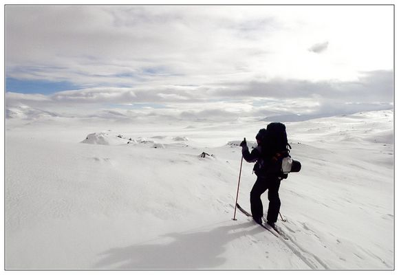 Skitour im Narvikfjell