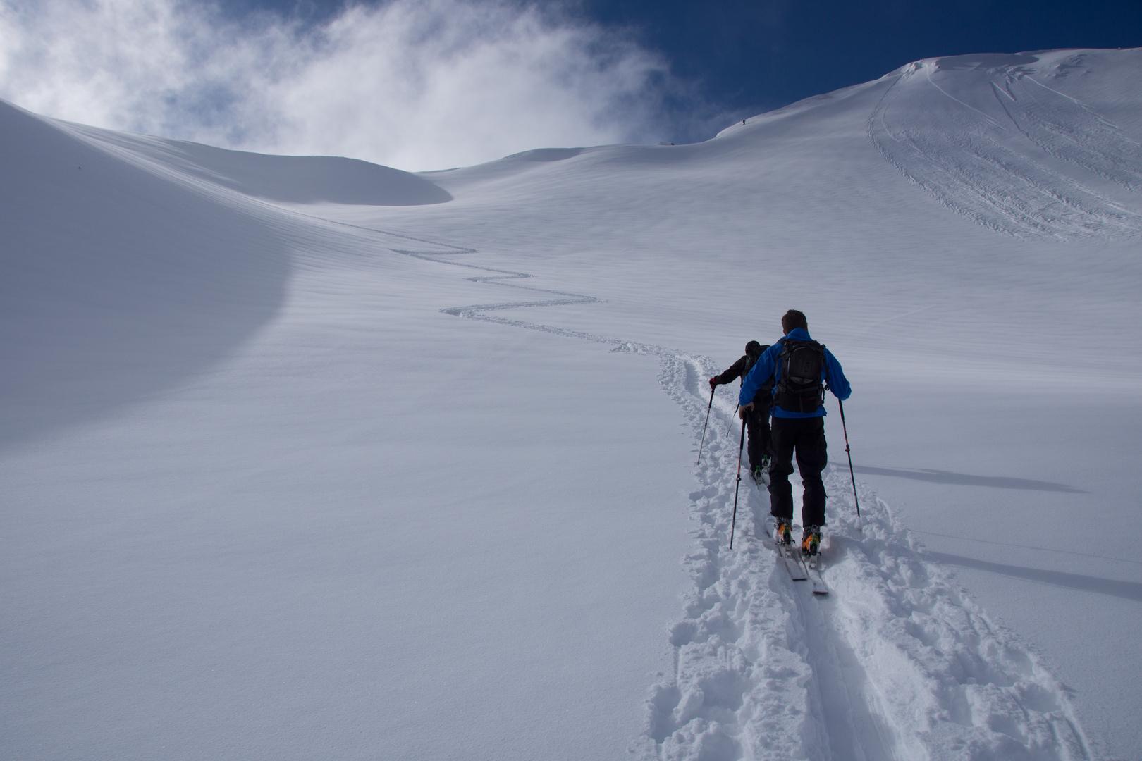 Skitour Mändli
