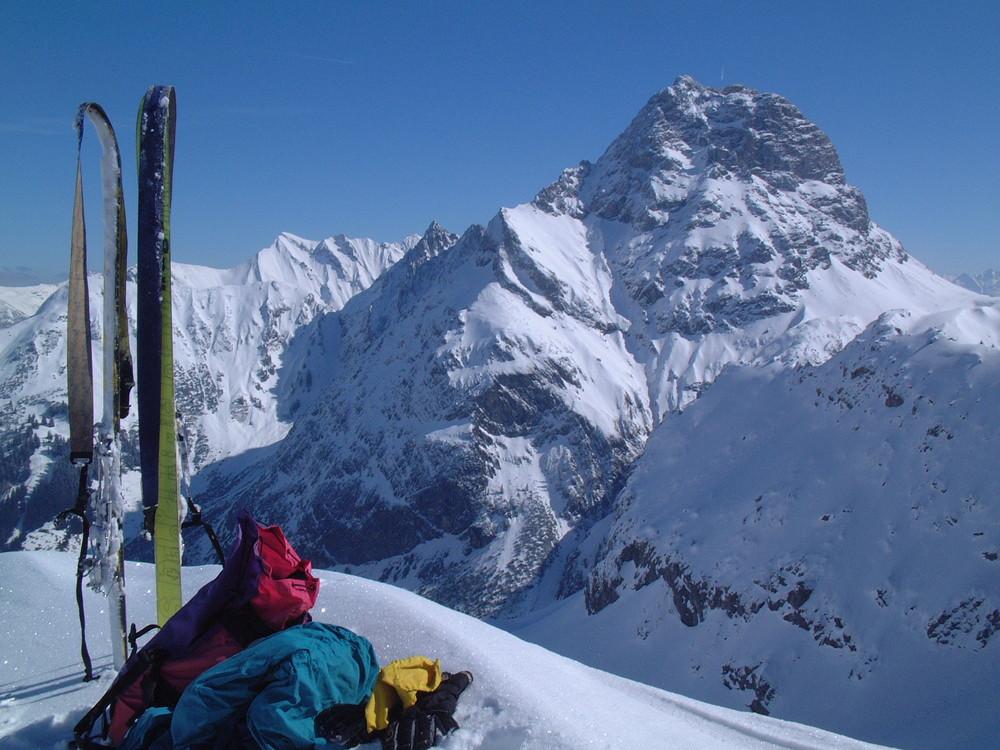Skitour Widderstein-Bärgundtal