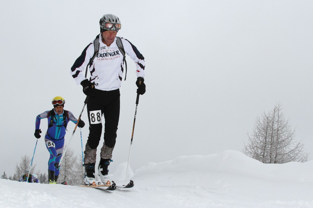 Skitouren-Rennen