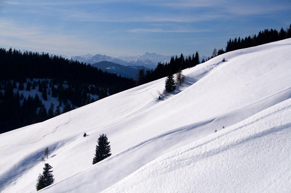 Skitourimpressionen