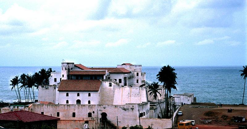 Sklavenburg von Elmina