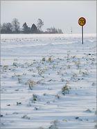 Skåne im Winter 2