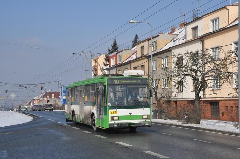 Skoda 14Tr in Plzen