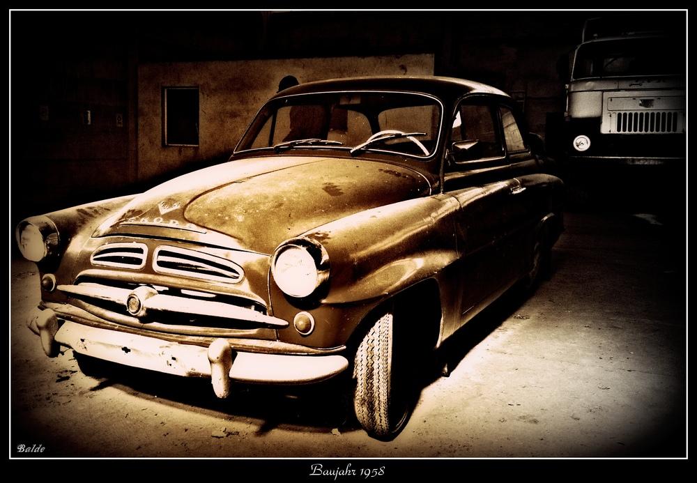 Skoda 1958