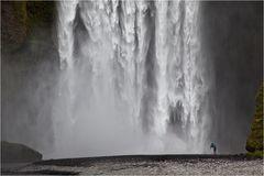 SKOGAFOSS (2) - ISLAND