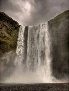 * Skógafoss * . . . Iceland 29