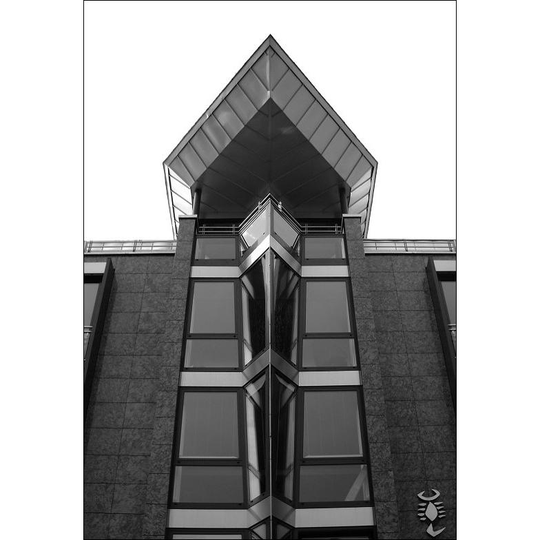 Skorpion-Haus