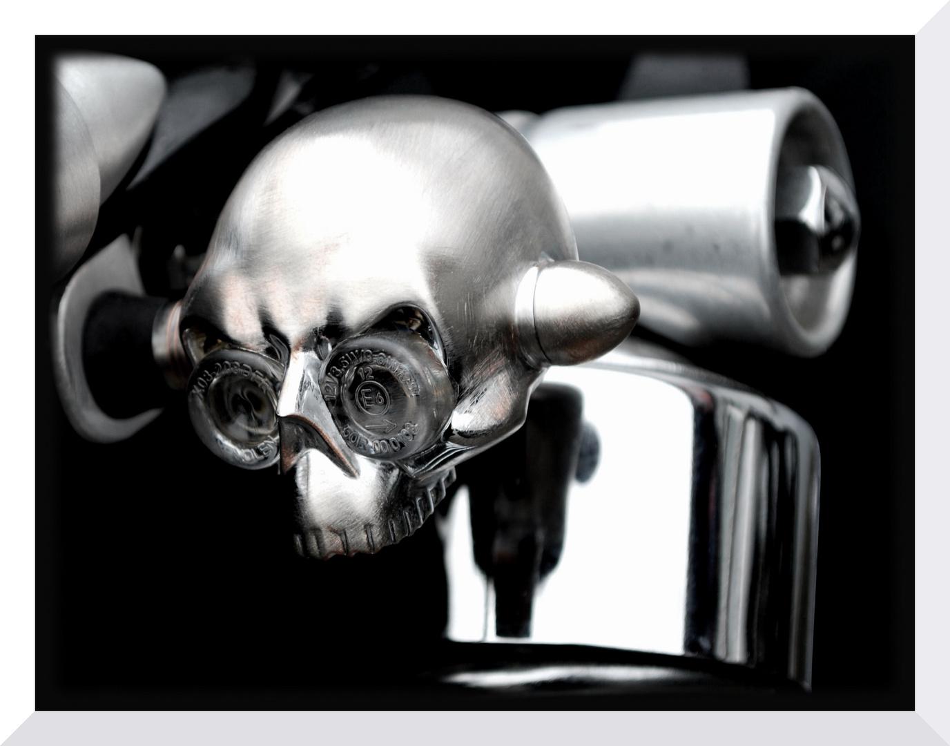 """"""" Skull Blinker"""""""