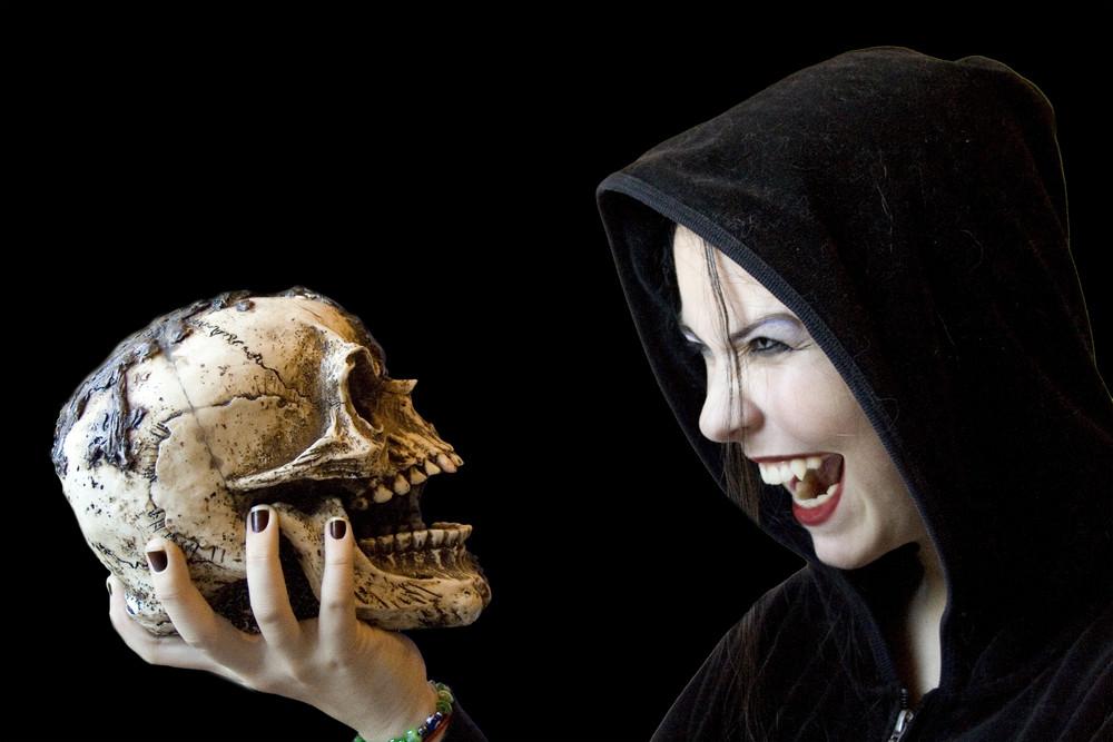 Skull Vamp