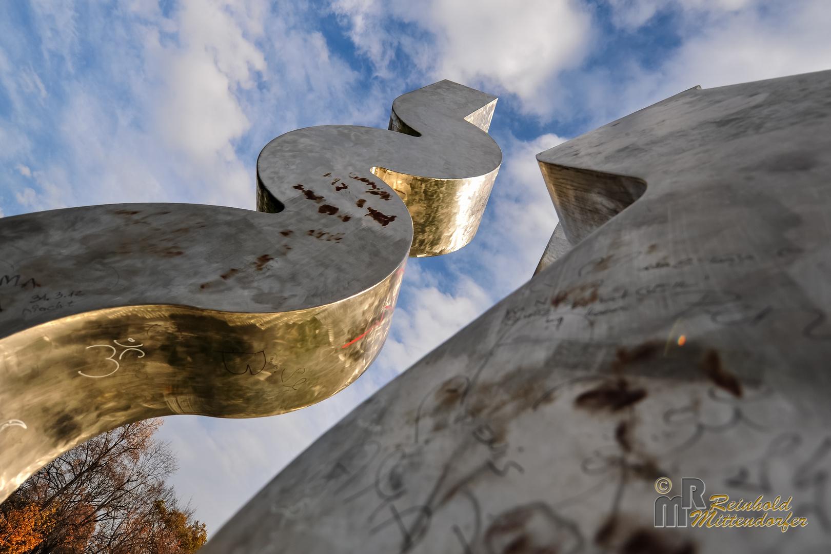 Skulptur im Donaupark-Linz 01