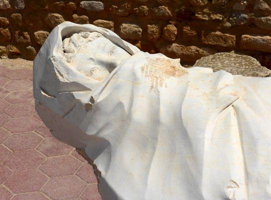 Skulptur in Karthago