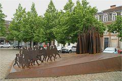 Skulptur in Lüttich