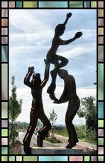 Skulptur Lippstadt Süd