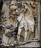 Skulptur Sagrada Família Barcelona