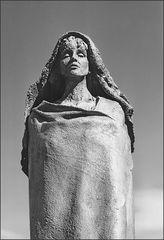 Skulptur St. Hildegard (2)