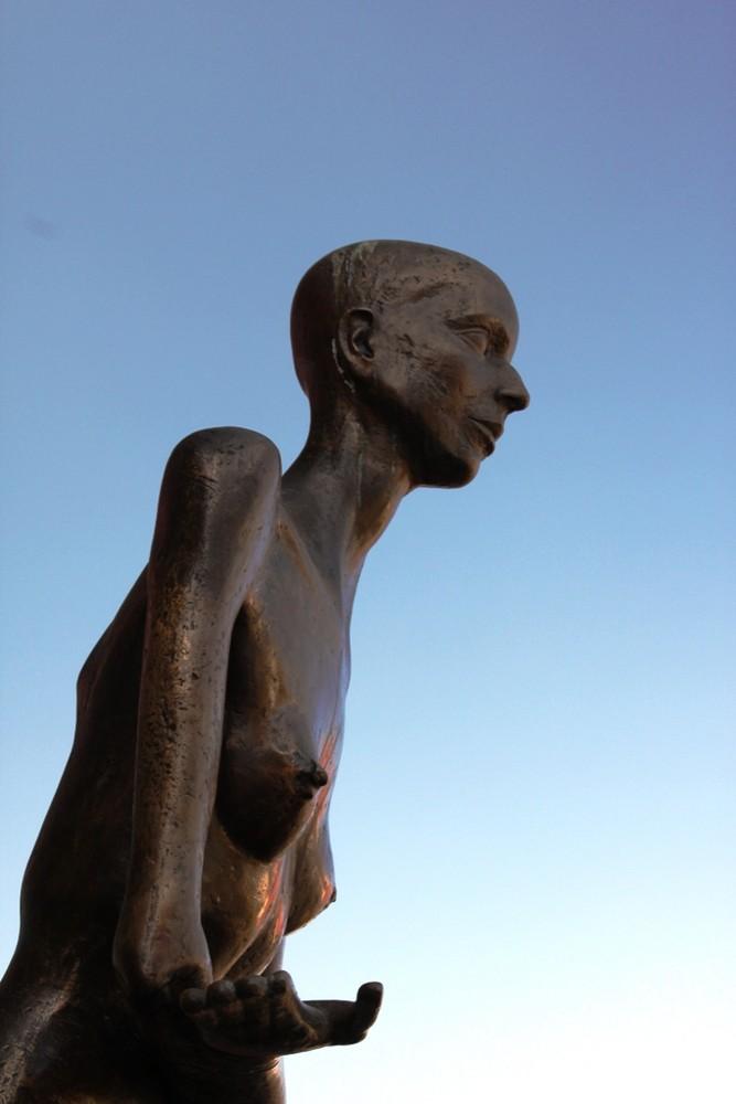 Skulptur, weiblich